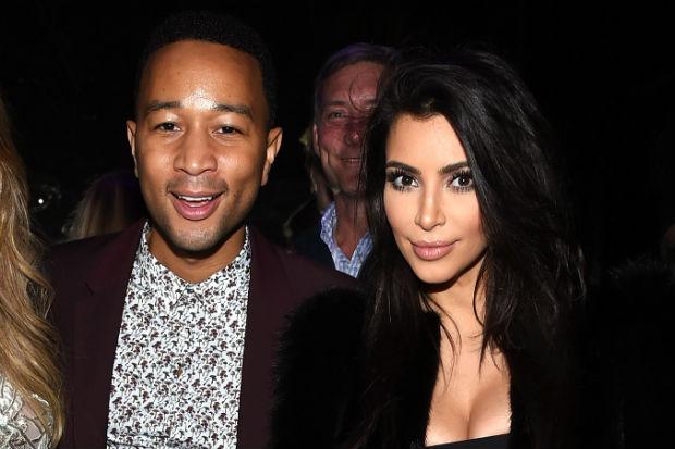 kim kardashian john legend