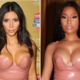 Who Wore It Better: Kim Kardashian or Nicki Minaj?