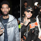 PnB Rock 'Definitely' Wants to Steal Kylie Jenner from Tyga