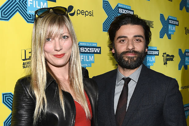 oscar isaac elvira lind girlfriend