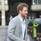 Prince Harry attends a Veterans' mental health conference with Heads Together at King's College London