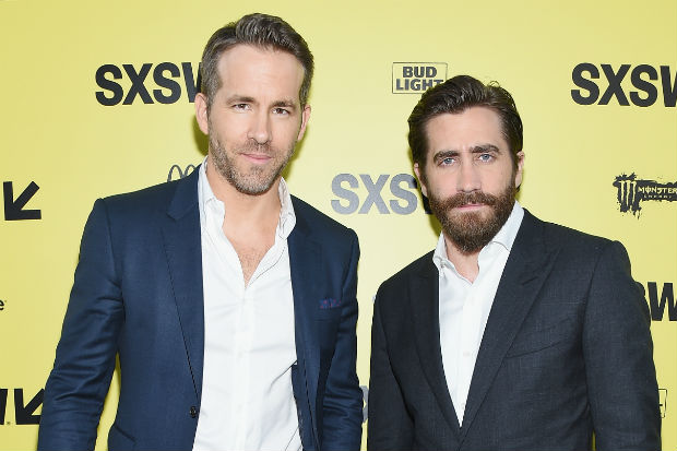 ryan reynolds jake gyllenhaal bromance bros bffs friends life