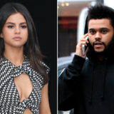 Selena Gomez Can't Stop Kissing The Weeknd