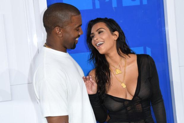 Kim Kardashian Kanye West pregnant