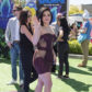 ariel winter sideboob boobs no bra underwear see-through sheer dress sexy hot