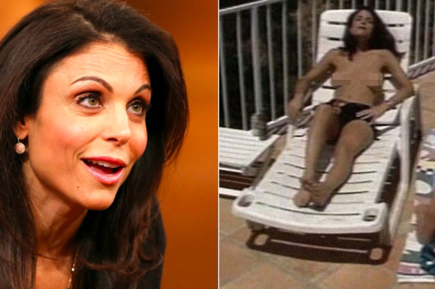 Bethenny Frankel Not Shy About Her XXX Debut