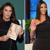 Kim Kardashian Criticizes Caitlyn Jenner's Memoir
