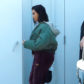52366304 Reality stars Kim Kardashian and Kylie Jenner are seen at a studio in Calabasas, California on April 3, 2017. The pair were dressed down in sweatpants as they made their weekly visit to the studio to film parts of their reality show. FameFlynet, Inc - Beverly Hills, CA, USA - +1 (310) 505-9876
