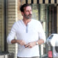 52367279 Actor Jon Hamm enjoys lunch at Little Dom's in Los Feliz, California on April 4, 2017. Jon has been busy as of late promoting his new film 'Baby Driver.' FameFlynet, Inc - Beverly Hills, CA, USA - +1 (310) 505-9876