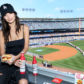 Emily Ratajkowski attends Budweiser's Bud & Burgers West Coast launch of The Official Burger of the LA Dodgers on Monday, April 3, 2017 at Dodger Stadium in Los Angeles. (Photo by Casey Rodgers/Invision for Budweiser/AP Images)
