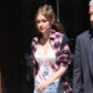 52374301 Model Gigi Hadid is spotted leaving her home in New York City, New York with her agent Luiz Mattos on April 11, 2017. A mystery male model was also seen leaving Gigi's place with the 21 year old star. FameFlynet, Inc - Beverly Hills, CA, USA - +1 (310) 505-9876