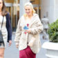52374023 Reality TV star Mama June was seen leaving the New York Post office in New York City, New York on April 10, 2017. Mama June showed off her still-oversized feet and an already cracked Galaxy S8 smartphone which hasn't even been released to the public yet. FameFlynet, Inc - Beverly Hills, CA, USA - +1 (310) 505-9876