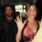 52375319 Hoary couple Jennifer Aniston and Justin Theroux are spotted out for dinner in Paris, France on April 12, 2017. Jennifer and Justin are enjoying time in the city after attending the 'Louis Vuitton Masters: A Collaboration With Jeff Koons' dinner at the Musee du Louvre last night. FameFlynet, Inc - Beverly Hills, CA, USA - +1 (310) 505-9876 RESTRICTIONS APPLY: USA ONLY