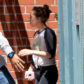 52375363 Singer Lady Gaga stops by a doctors office for a check-up in Beverly Hills, California on April 12, 2017. Gaga did her best to hide her face as she rushed to the car after her appointment. FameFlynet, Inc - Beverly Hills, CA, USA - +1 (310) 505-9876