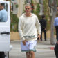 52387850 Singer Justin Bieber is spotted out for lunch at Il Pastaio in Beverly Hills, California on April 25, 2017. Justin who recently got back from a trip to Miami was all smiles while out for lunch. FameFlynet, Inc - Beverly Hills, CA, USA - +1 (310) 505-9876