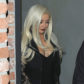 52388470 Singer and TV personality Christina Aguilera was seen leaving TAO restaurant in Los Angeles, California on April 25, 2017. FameFlynet, Inc - Beverly Hills, CA, USA - +1 (310) 505-9876