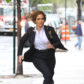 """52388630 Actress and singer Jennifer Lopez is spotted in full NYPD uniform while filming an intense chase scene for the upcoming third season of """"Shades of Blue"""" in New York City, New York on April 26, 2017. It's back to work for J Lo who has been spending most of her free time as of late with her new boyfriend Alex Rodriguez in Miami. FameFlynet, Inc - Beverly Hills, CA, USA - +1 (310) 505-9876"""