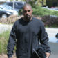 52388710 Rapper Kanye West stops by his office to do some business in Calabasas, California on April 26, 2017. Kanye had no comment on the pictures of wife Kim Kardashian that came out this week of her in a string bikini in Mexico that showed off her larger amount of cellulite. FameFlynet, Inc - Beverly Hills, CA, USA - +1 (310) 505-9876