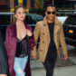 52389031 Couple Chrissy Teigen and John Legend are spotted out and about in New York City, New York on April 26, 2017. The pair could be seen holding hands as they arrived at their destination. FameFlynet, Inc - Beverly Hills, CA, USA - +1 (310) 505-9876