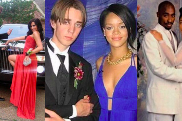 Celebrities Who Went to Prom With Their Fans