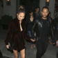Chrissy Teigen and John Legend have dinner at Spago in Beverly Hills