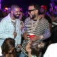 THERMAL, CA - APRIL 15:  Rappers Drake (L) and French Montana attend The Levi's Brand Presents NEON CARNIVAL with Tequila Don Julio on April 15, 2017 in Thermal, California.  (Photo by Jonathan Leibson/WireImage)