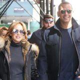 Alex Rodriguez Meets Jennifer Lopez's Mom