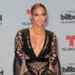 Jennifer Lopez on the red carpet at the Billboard Latin Music Awards
