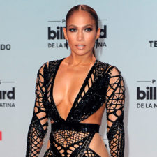 Jennifer Lopez Looks Smokin' at Billboard Latin Music Awards