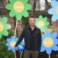 Josh Duhamel rides a multi-person bike in New York City to launch Claritin campaign