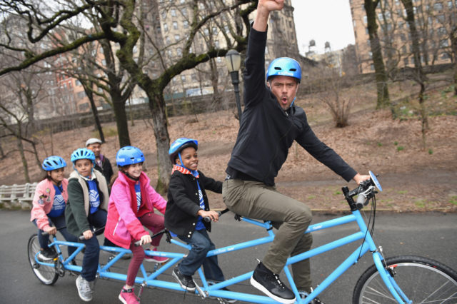 Josh Duhamel Partners With Claritin And Boys & Girls Clubs Of America To Launch The