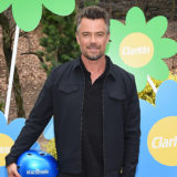 Josh Duhamel Had a Cabin with No Plumbing