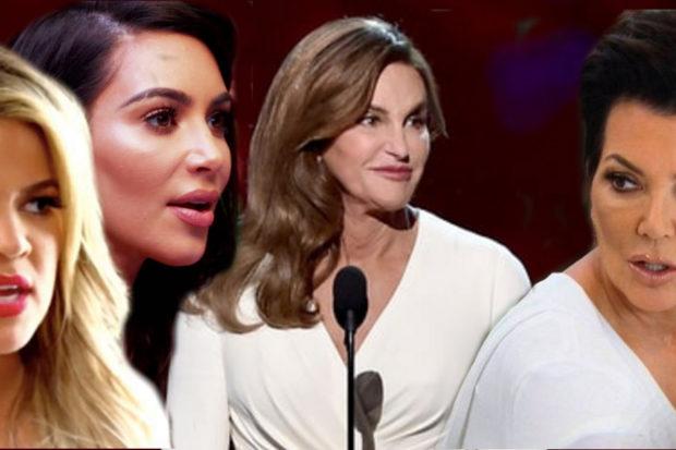 Kardashian Klan Livid Over Caitlyn Jenner's Candid Memoir