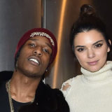 Here's What Happened When Kendall Jenner and A$AP Rocky Went to a Coachella Party with Free Weed