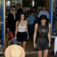 Kardashians leave Los Angeles studio
