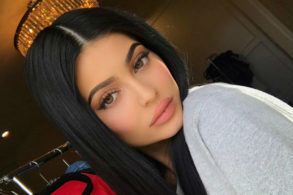 Kylie Jenner Has a Pet Chicken