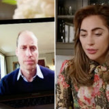 WATCH: Lady Gaga FaceTimes with Prince William