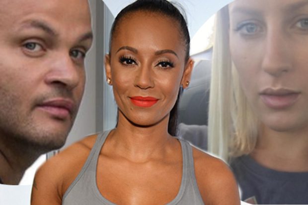 Mel B Drops a Bomb About Having Threesome With Her Nanny