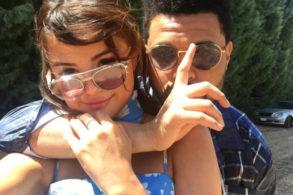 Selena Gomez's Olive Garden Date