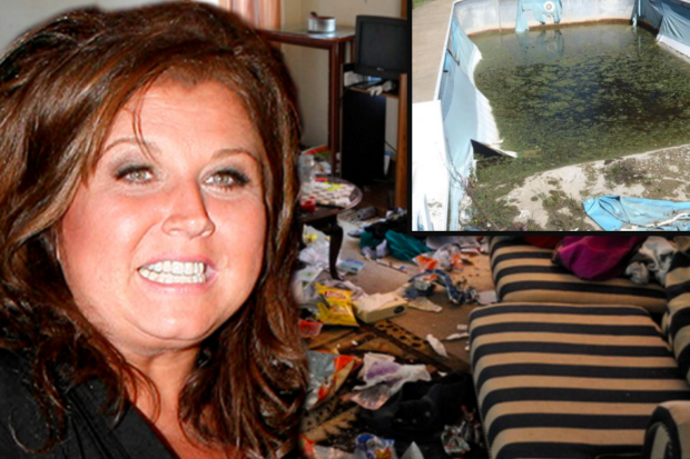 Abby Lee Miller's Neighbor Reveals All of the Dirty Details About Her Disgusting Lifestyle