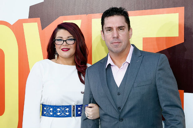 'Teen Mom' star Amber Portwood puts wedding on hold