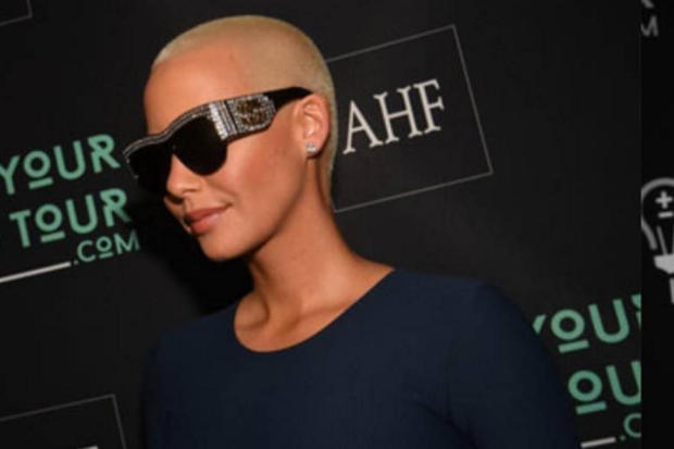 Amber Rose's House Gets Broken Into!