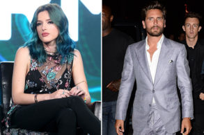 Bella Thorne and Scott Disick: 'Legit Nothing' Is Happening