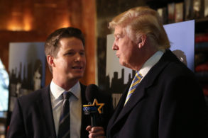 Billy Bush Breaks His Silence About Donald Trump's 'Access Hollywood' Tape