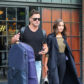 52393608 Danny Amendola and Olivia Culpo were spotted looking chic as they left the Bowery Hotel in the East Village of NYC. Danny carried their outfits to the waiting car in a clothes bags while Olivia strolled leisurely at his side. FameFlynet, Inc - Beverly Hills, CA, USA - +1 (310) 505-9876