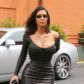Los Angeles, CA  - Kim Kardashian films at Chin Chin restaurant with her best friend Jonathan Cheban. Kim looks great in a short skin tight dress as she makes her way to her car.  Pictured: Kim Kardashian  BACKGRID USA 8 MAY 2017  USA: +1 310 798 9111 usasales@backgrid.com . UK: +44 208 344 2007 uksales@backgrid.com . AUSTRALIA: +61 2 9212 2622 australiasales@backgrid.com . GERMANY: +49 4541 8565014 germanysales@backgrid.com . *UK Clients - Pictures Containing Children Please Pixelate Face Prior To Publication*