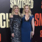 "Actresses Goldie Hawn (L) and Amy Schumer attend the world premiere of ""Snatched"" at the Regency Village Theater, on May 10, 2017 in Westwood, California. / AFP PHOTO / VALERIE MACON        (Photo credit should read VALERIE MACON/AFP/Getty Images)"
