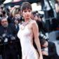 emily ratajkowski sideboob 2017 cannes film festival red carpet pink dress