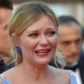 kirsten dunst crying cry face cries cannes film festival