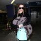 khloe kardashian los angeles airport braids